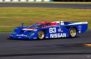 Nissan GTP ZX-T At Daytona by NC-Photography