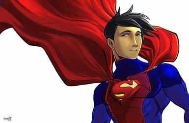 Superman by SycrosD4