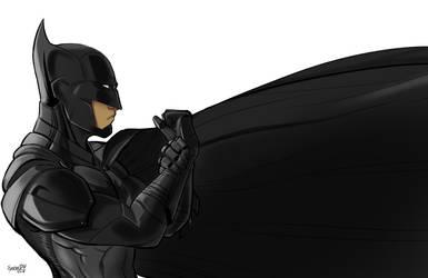 Batman by SycrosD4