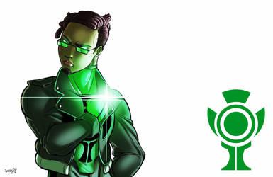 Green Lantern  by SycrosD4