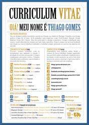 Curriculum Vitae by thiago-gomes