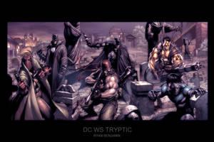 DC Wildstorm Poster by Tonywash