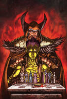 World of Warcraft 24 cover by Tonywash