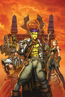 World of Warcraft 25 cover by Tonywash