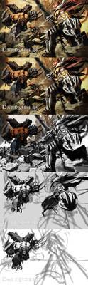 The End:Darksiders walkthrough by Tonywash