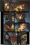 WoW Curse of the Worgen pg 3 by Tonywash