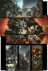 woW Curse of the Worgen 3 pg03 by Tonywash