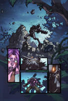 WoW Curse of the Worgen 3 pg11 by Tonywash