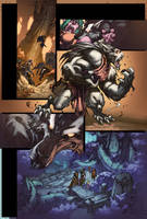 WoW Curse of the Worgen 3 pg22 by Tonywash