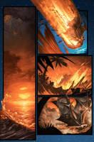 Dark Revelation 1 page 1 by Tonywash