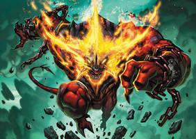 Flame Power Tatsurion by Tonywash