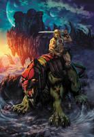 He-Man PowerCon 2016 by Tonywash