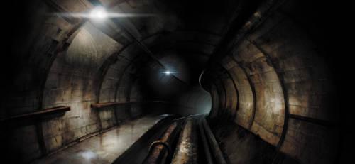 TMNT sewer 1 by Tonywash