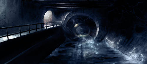 TMNT sewer 2 by Tonywash