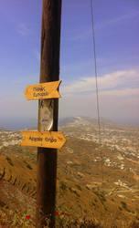 Hiking in Greece by Doktorheil