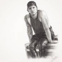 Josh Dun (Drawing) by Tokiiolicious