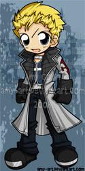 Seifer - Final Fantasy 8 by amy-art