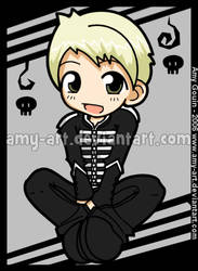 Welcome To The Black Parade by amy-art