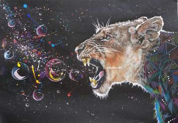 Roar by LeneMa7991