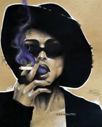 Marla Singer by LeneMa7991
