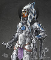 The Mandalorian by LeneMa7991