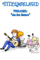 Title Unrelated Prologue Cover by twapa