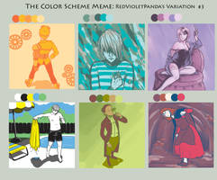 color scheme meme again by twapa