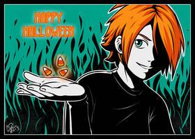 Spoopy Halloween! by twapa