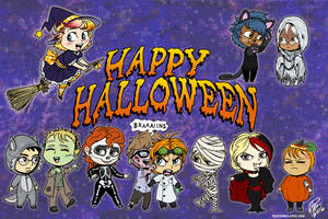 Happy Halloween 2016 by twapa