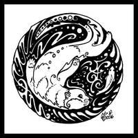 Otter by twapa