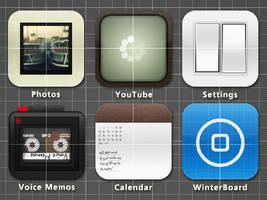 Avid HD Icons - WIP by trentmorris