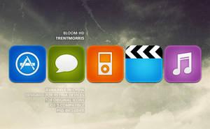 Bloom HD for iOS 6 by trentmorris