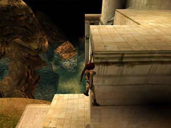 Tomb Raider Last Revealation Screen Shot by SSX12345