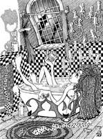 Absinthe, part 1 by theinkhead