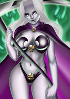 Lady Death by AlinaDev