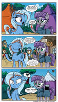 The Pony and the Pebble by Daniel-SG