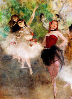 Time Machine Ballerina by Canankk
