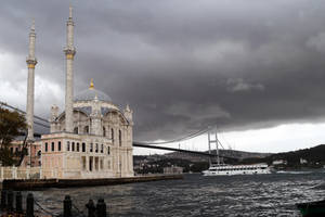 Grand Imperial Mosque by Canankk