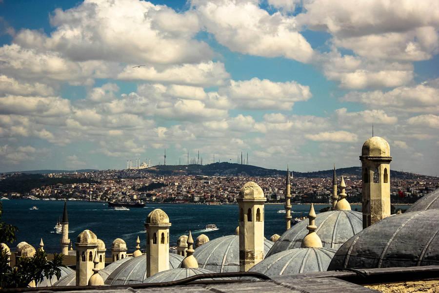 Dreamy Istanbul 2 by Canankk