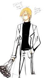 Sketch meme 4 - Kai Heiter by KatsumiW