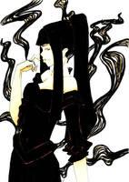 Sketch meme 5 - Yuuko by KatsumiW