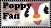Poppy Fan Stamp by tinystalker