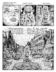 The Rain, page 1 by dalgoda7