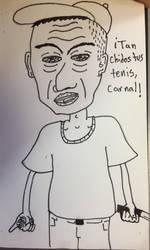 Tan chidos tus tenis by AbrahamS10
