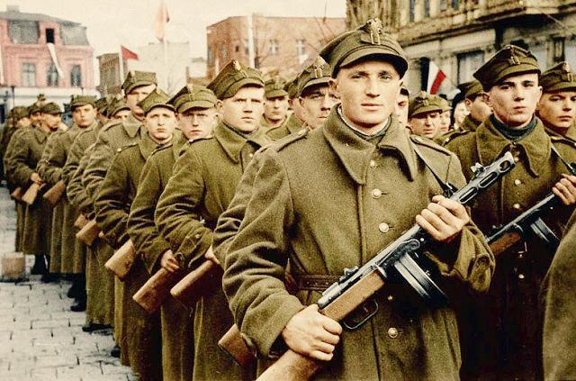 wojsko polskie by mercuryZ