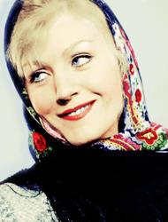 Anna German by mercuryZ