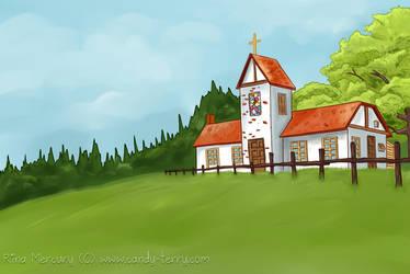Pony's house by mercuryZ