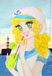 Candy Candy by mercuryZ