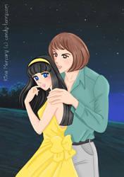 Archie and Annie by mercuryZ