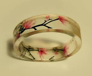 japanese magnolia. by kerinewton